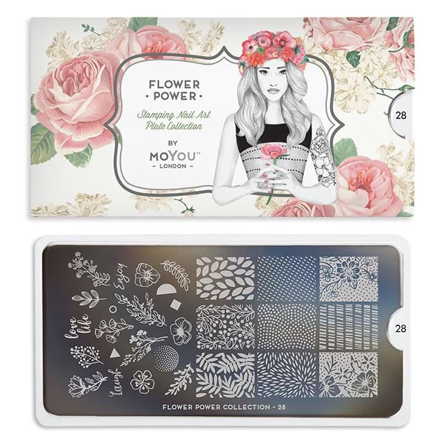 MoYou Flower Power 28 1
