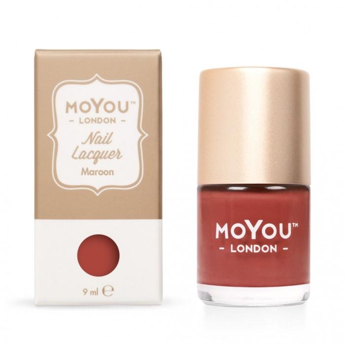 MoYou Maroon 0