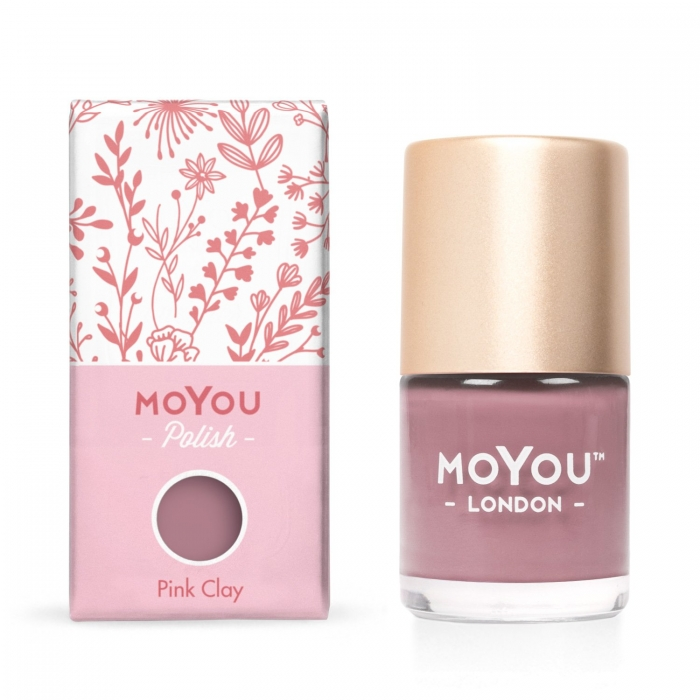 MoYou Pink Clay 0