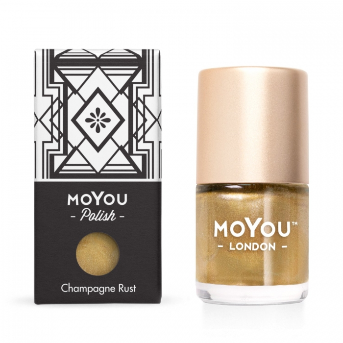 MoYou Champagne Rust 0
