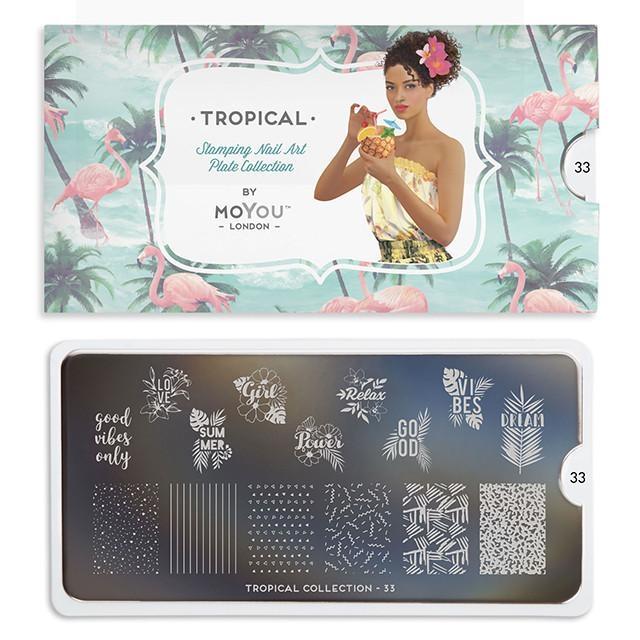 MoYou Tropical 33 2