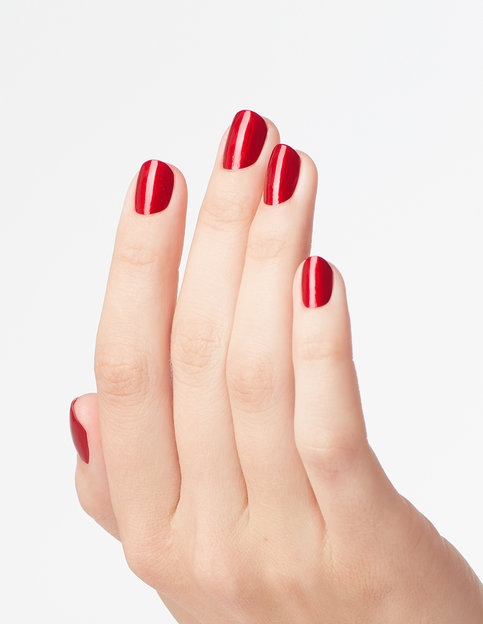 OPI Danke-Shiny Red 1