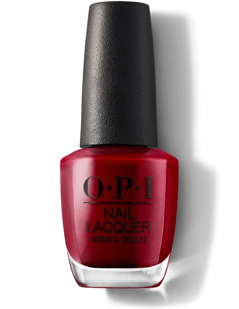 OPI Danke-Shiny Red 0