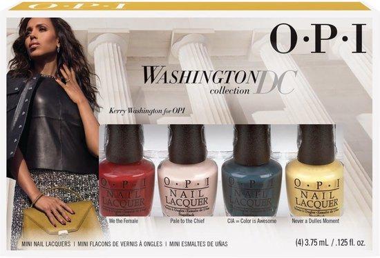 OPI Washington DC Mini Set [0]