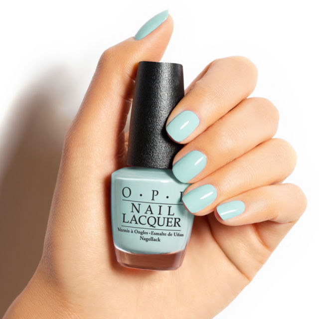 OPI GelColor Suzi Without a Paddle Duo 1
