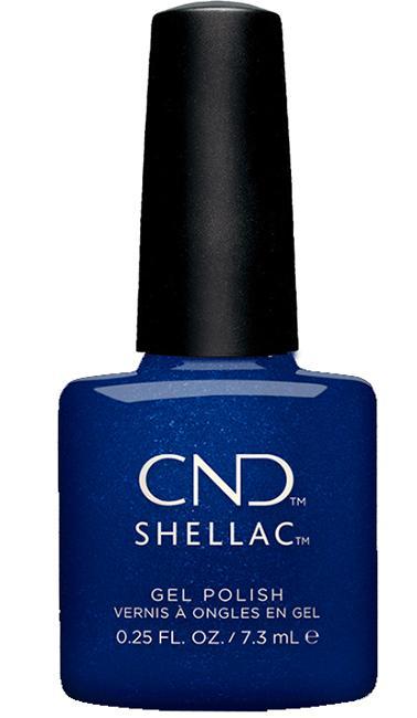 CND Shellac Sassy Sapphire 0