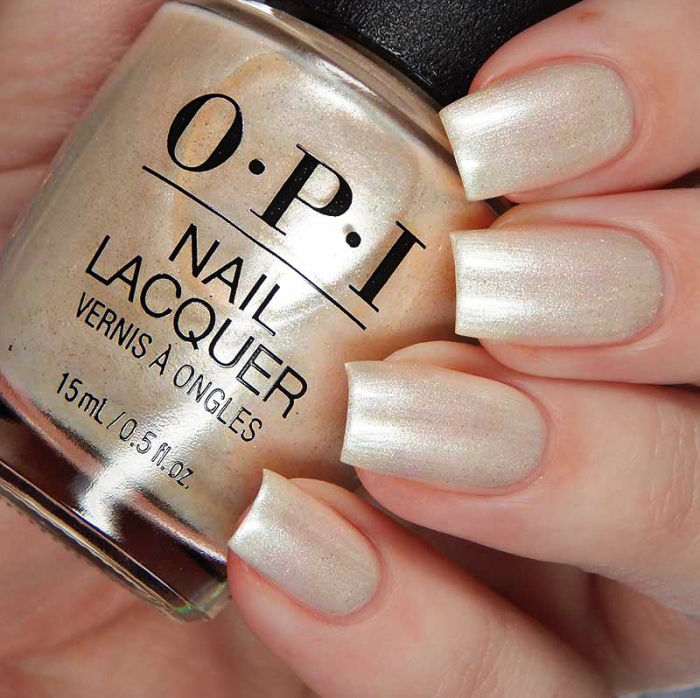 OPI Snow Glad I Met You 1