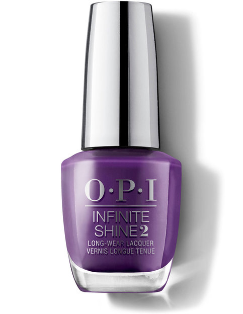 OPI Infinite Shine Purpletual Emotion 0