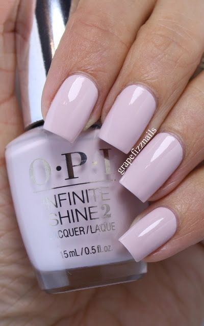 OPI Infinite Shine Patience Pays Off 1