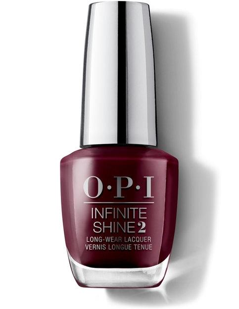 OPI Infinite Shine Mrs. O'Leary's BBQ 0