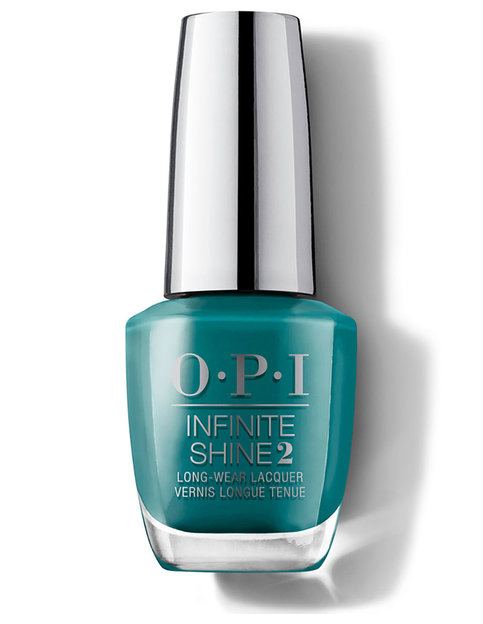 OPI Infinite Shine Dance Party Teal Dawn 0
