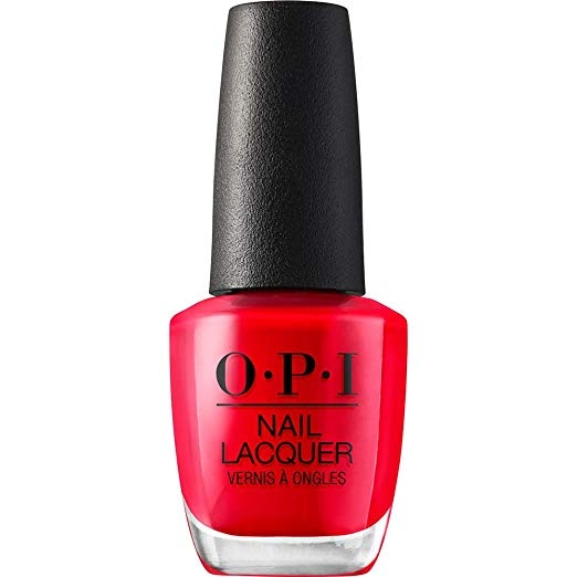 OPI Red My Fortune Cookie 0