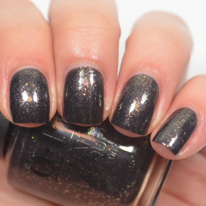 OPI Top the Package with a Beau 1