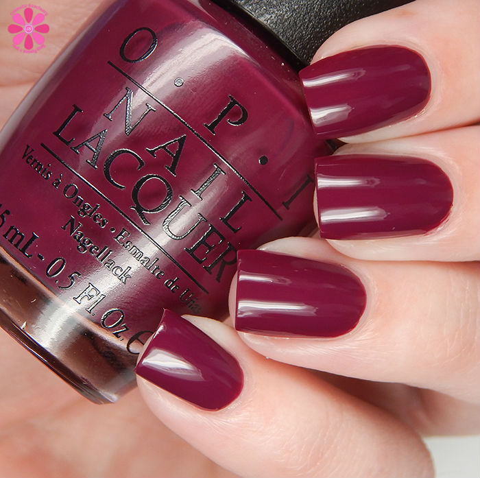 OPI What's the Hatter With You? 1