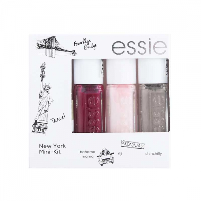 Essie New York Mini Kit 0