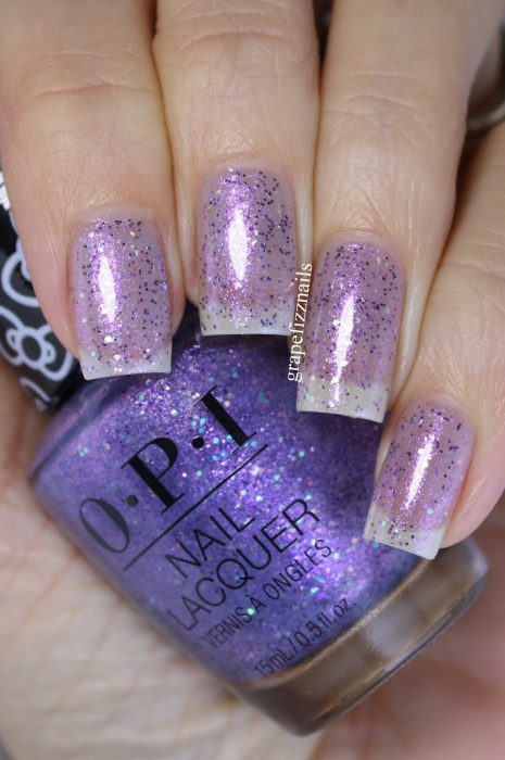 OPI Pile on the Sprinkles 1