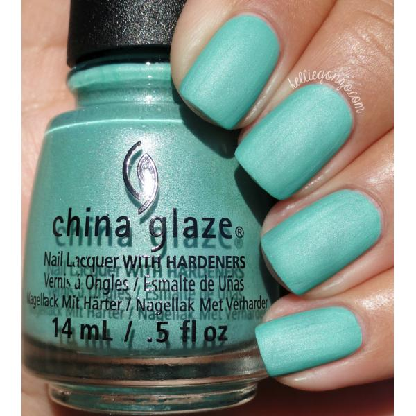 China Glaze Partridge in a Palm Tree 1