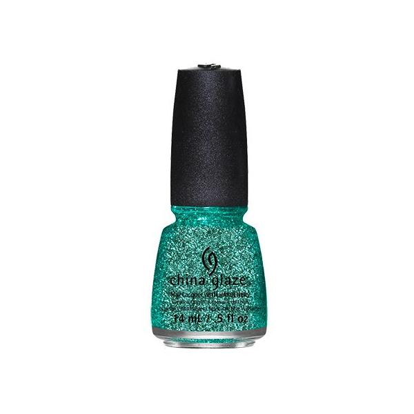 China Glaze Pine-ing for Glitter 0