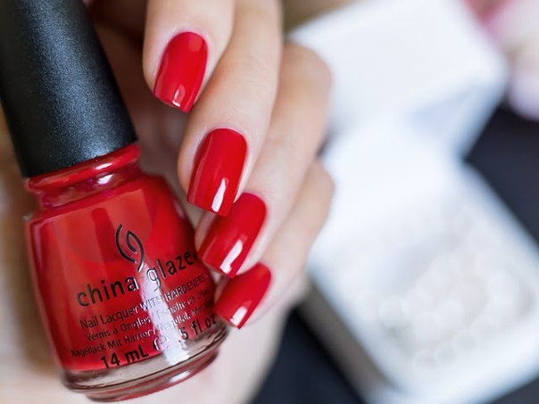 China Glaze Poinsettia 1