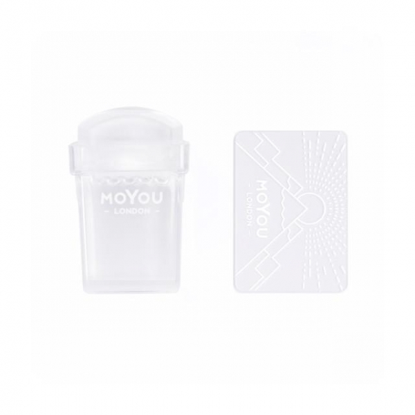 MoYou Rectangular Clear Stamper 1