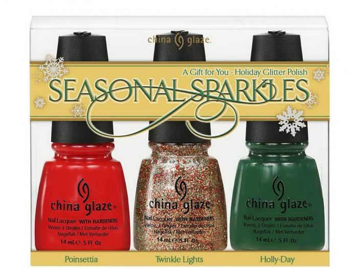 China Glaze Seasonal Sparkles 0