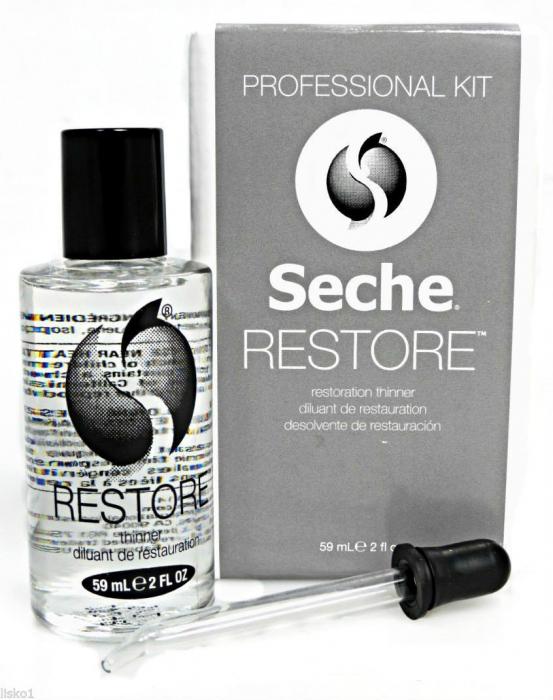 Seche Restore Pro Kit 0
