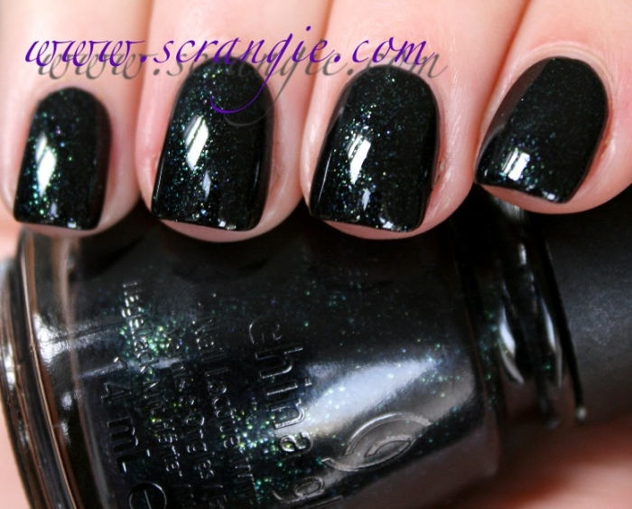 China Glaze Smoke & Ashes 1