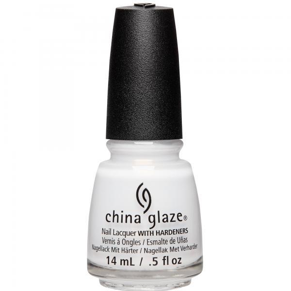 China Glaze Snow-Way! 0