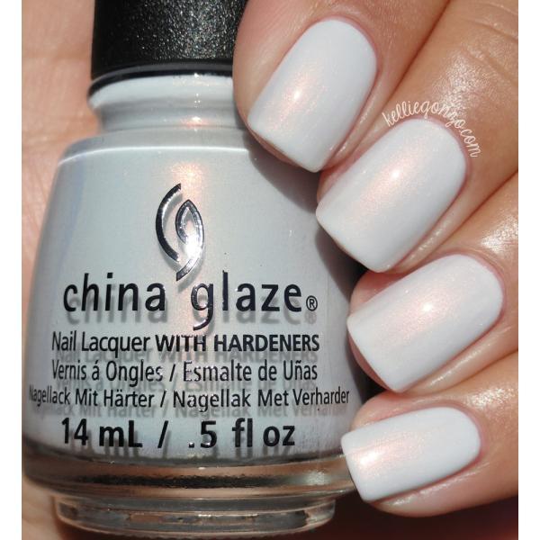 China Glaze Snow-Way! 1