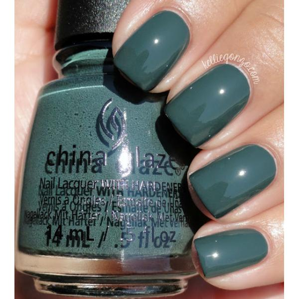 China Glaze Take a Hike 1
