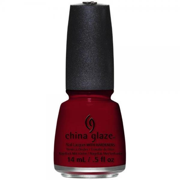 China Glaze Tip Your Hat [0]