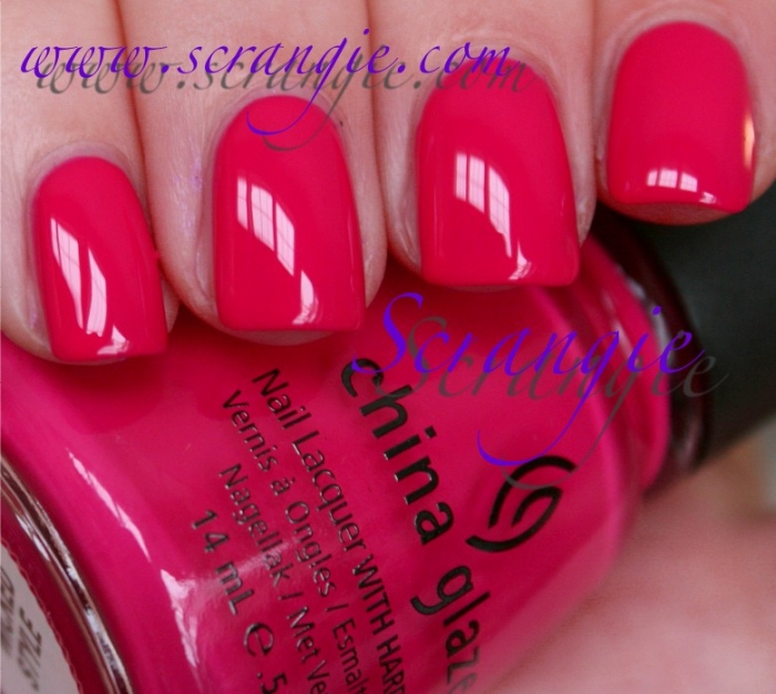 China Glaze Wicked Style 1