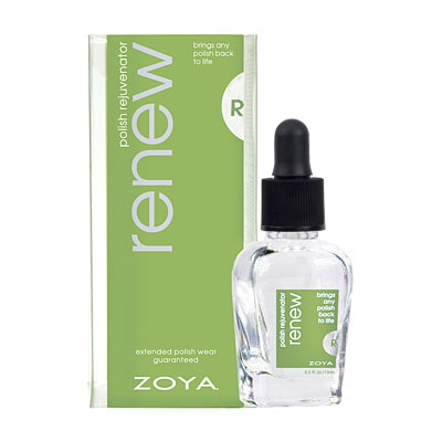 Zoya Renew Nail Polish Rejuvenator 0