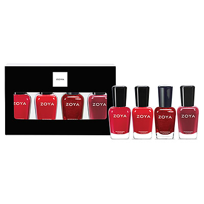 Zoya Holiday Quad Home for the Holidays 0