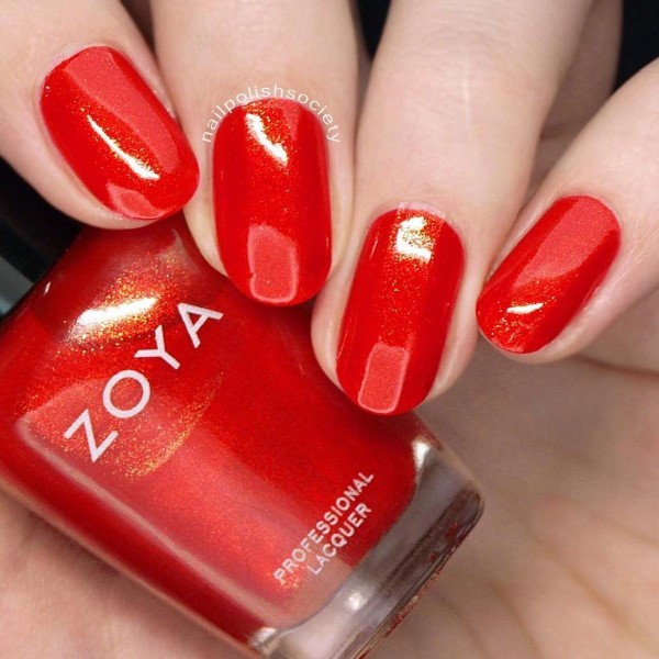 Zoya Marigold 1