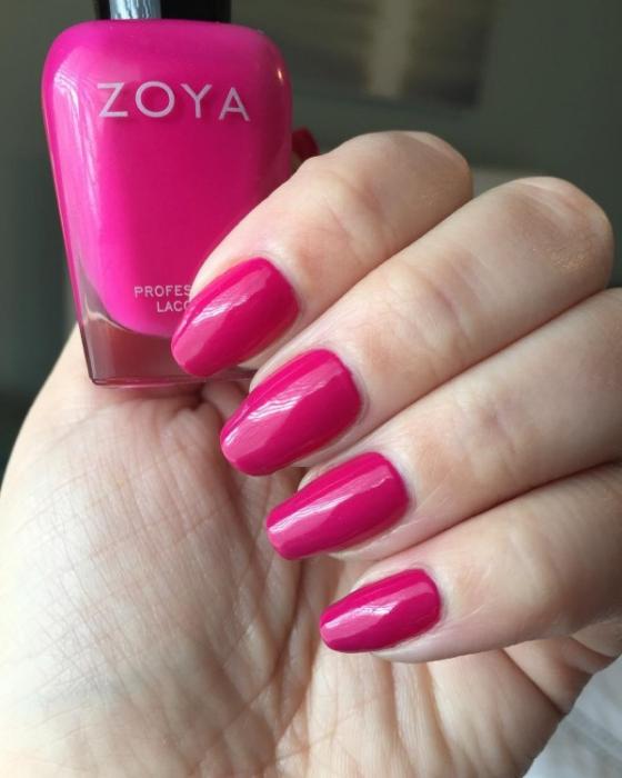Zoya Morgan 1
