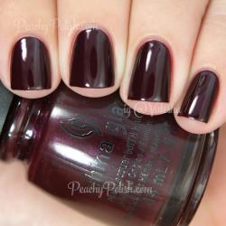 China Glaze Conduct Yourself1