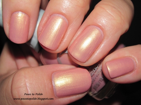 Orly Gilded Coral [1]