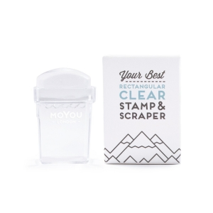 MoYou Rectangular Clear Stamper0