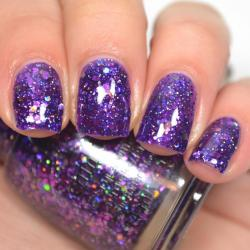 China Glaze Brand Sparkin' New Year1
