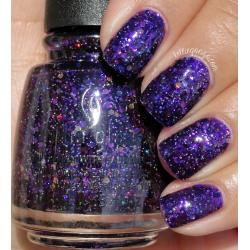 China Glaze Brand Sparkin' New Year2