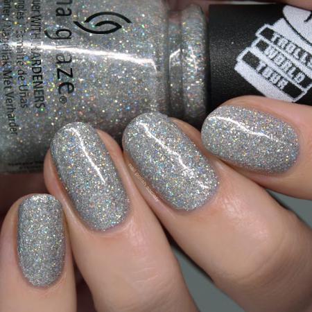 China Glaze Glitter-iffic [1]