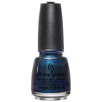 China Glaze Don't Get Elfed Up0