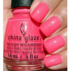China Glaze Bite Me1