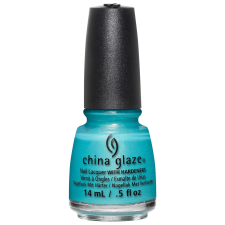 China Glaze What I Like About Blue0