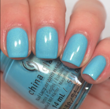 China Glaze What I Like About Blue1