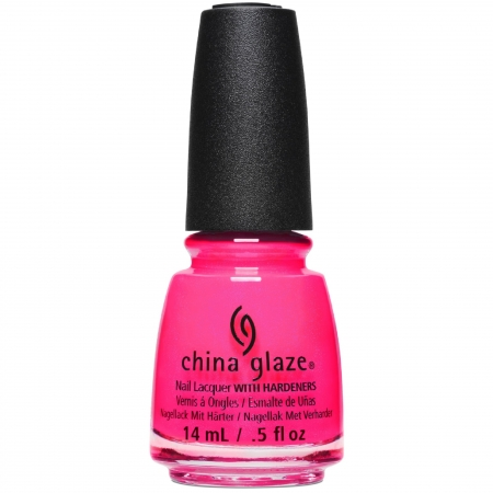 China Glaze Don't Be Sea Salty0