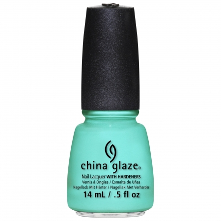 China Glaze Too Yacht to Handle0