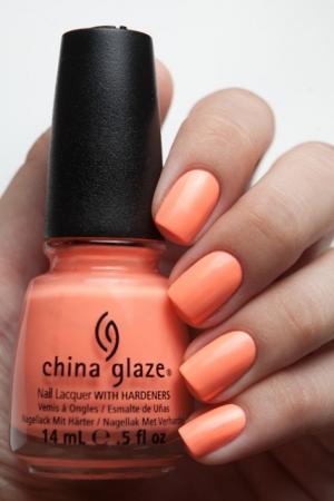 China Glaze Sun of a Peach1