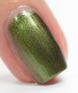 China Glaze Little Green Invaders [3]